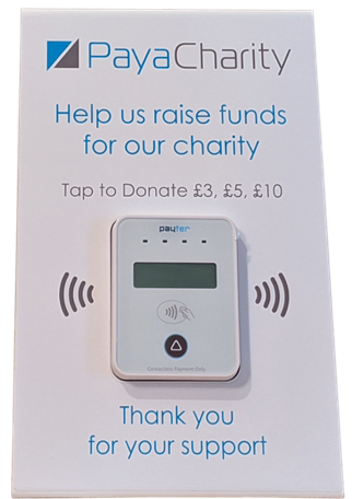 Contactless giving