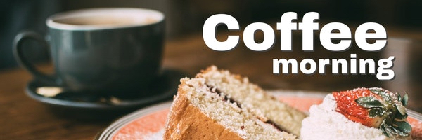 Coffee Morning banner email